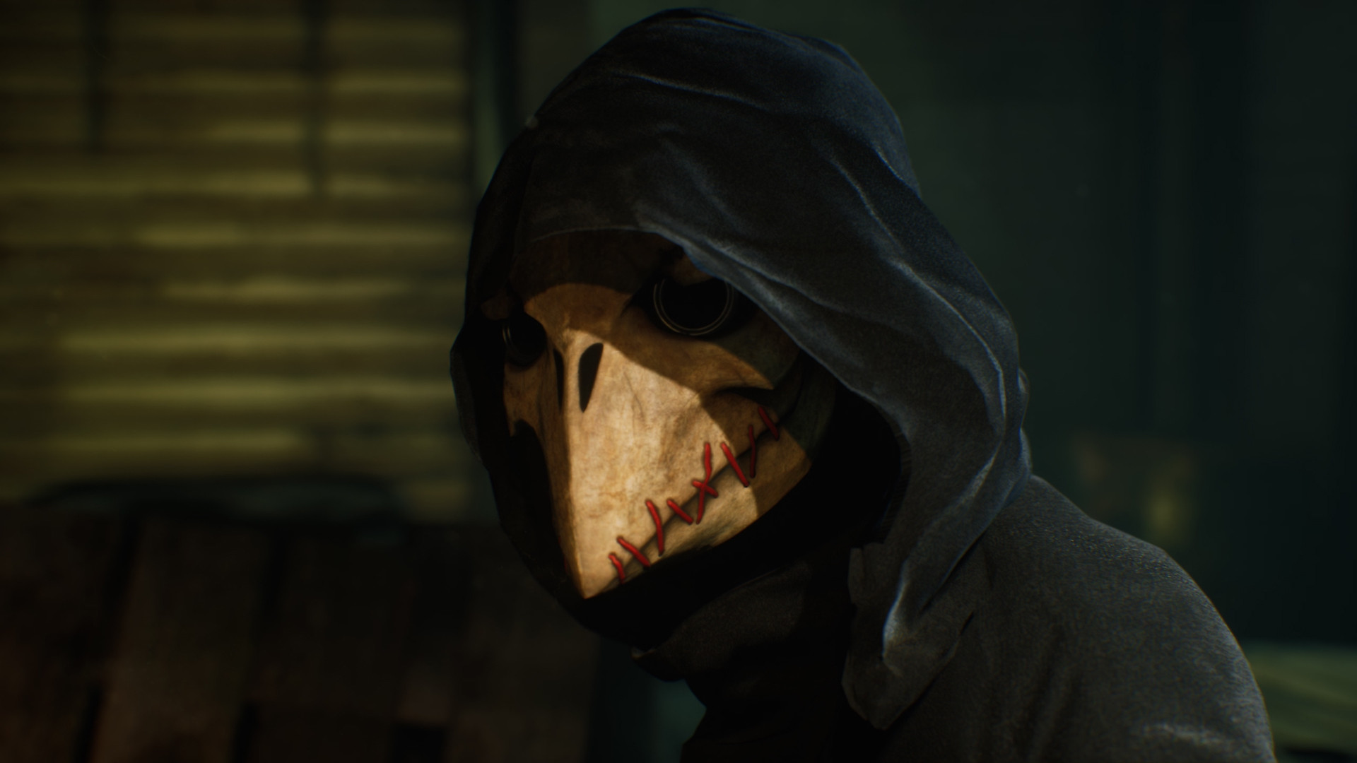 The Quiet Man: captura de pantalla de Información del juego 2