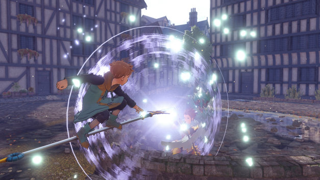 The Seven Deadly Sins: Knights of Britannia Screenshot 1