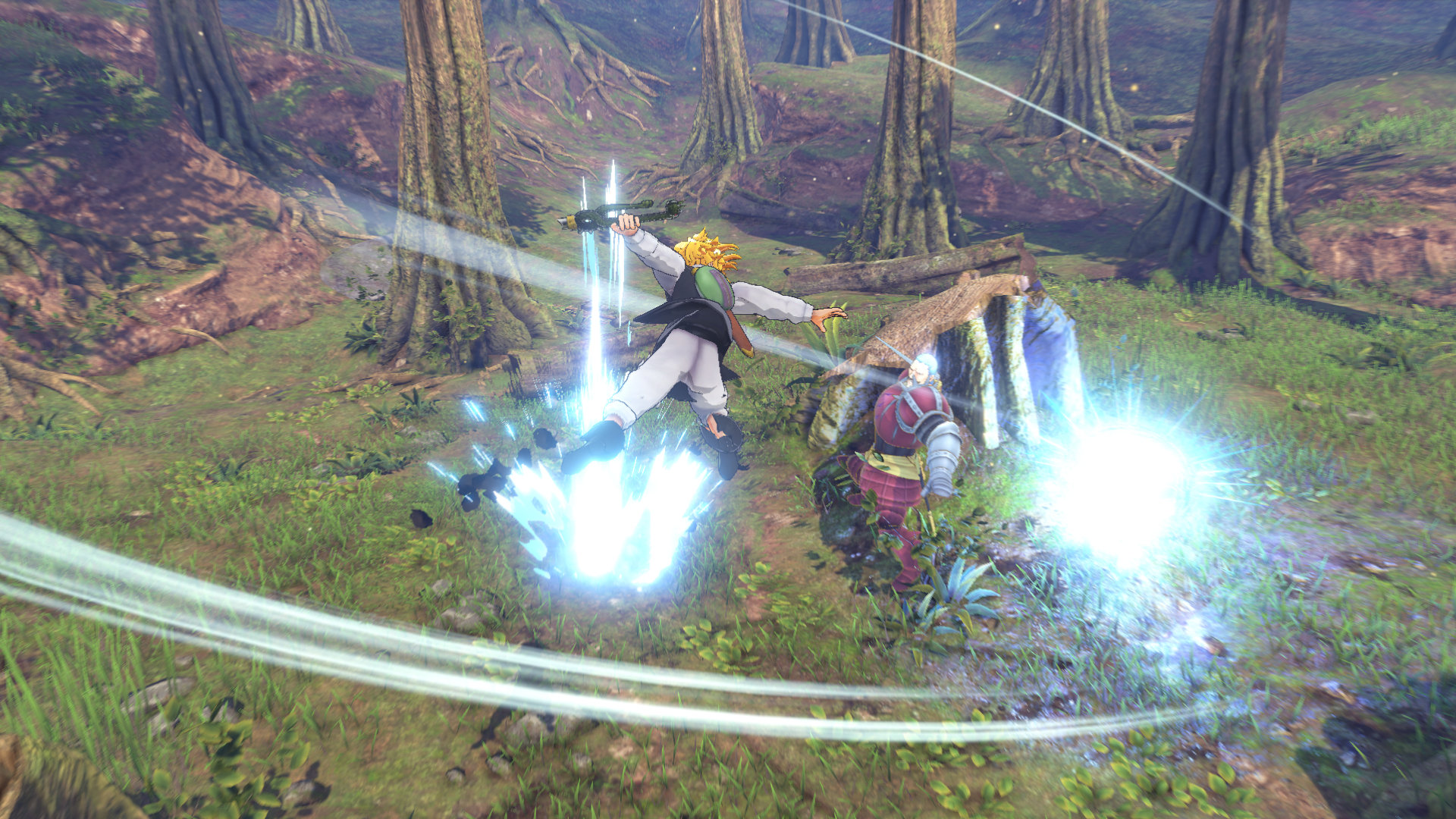 The Seven Deadly Sins: Knights of Britannia Game | PS4 - PlayStation