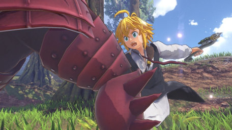 The Seven Deadly Sins: Knights of Britannia Trailer Screenshot