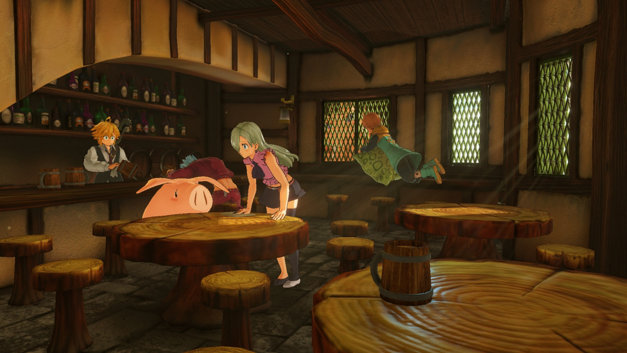 The Seven Deadly Sins: Knights of Britannia Screenshot 10