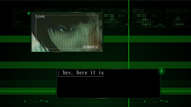 The Silver Case Screenshot 4