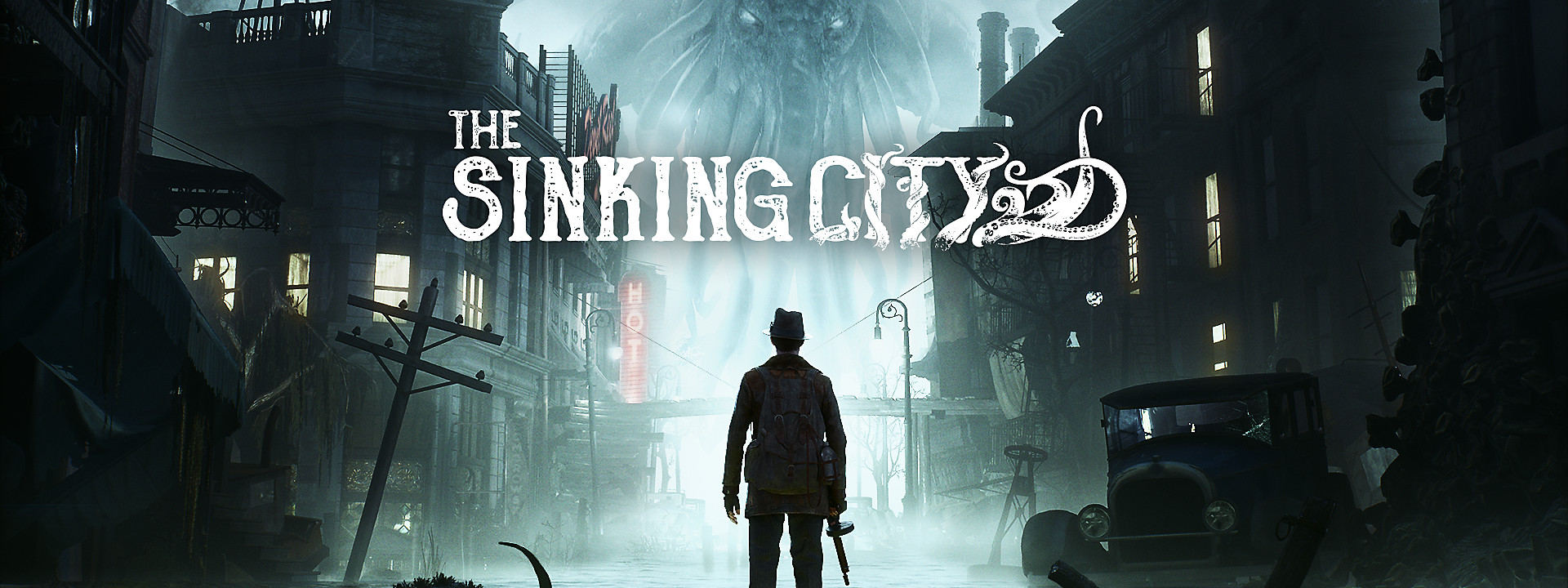 The Sinking City - Now Available