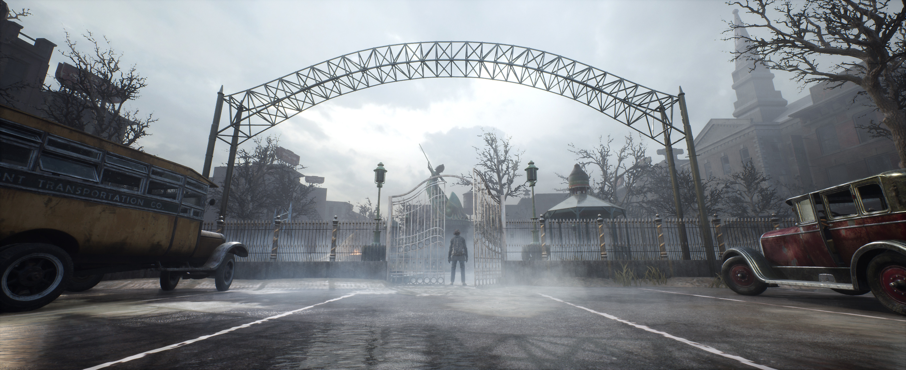 The Sinking City - Investigative Adventure Game Set In An Open World - Screenshot