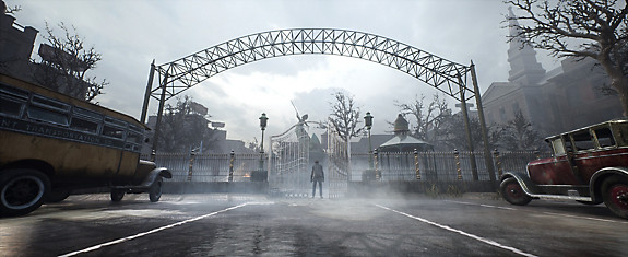 The Sinking City - Screenshot INDEX