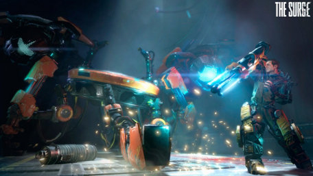 The Surge Trailer Screenshot