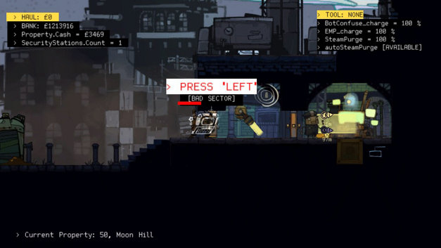 The Swindle Screenshot 4