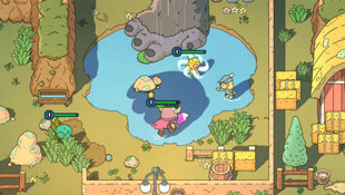 The Swords Of Ditto Screenshot 11