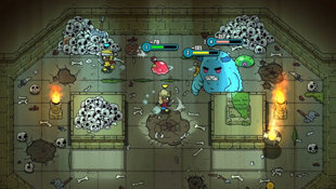 The Swords Of Ditto Screenshot 2