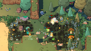 The Swords Of Ditto Screenshot 14