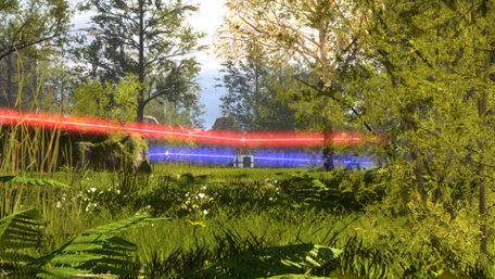 The Talos Principle Trailer Screenshot