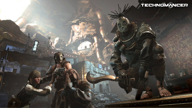 The Technomancer Screenshot 4