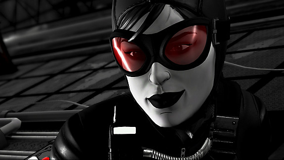 The Telltale Batman Shadows Edition - Screenshot INDEX