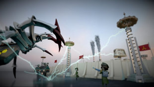 The Tomorrow Children Beta Sign-Up Screenshot 3