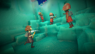 The Tomorrow Children Beta Sign-Up Screenshot 6