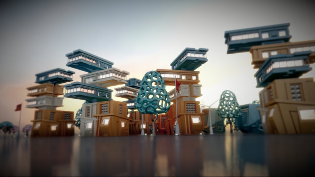 The Tomorrow Children Beta Sign-Up Screenshot 4