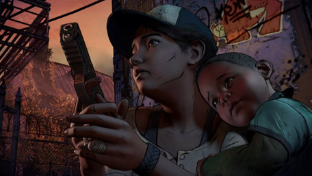 The Walking Dead: A New Frontier Trailer Screenshot