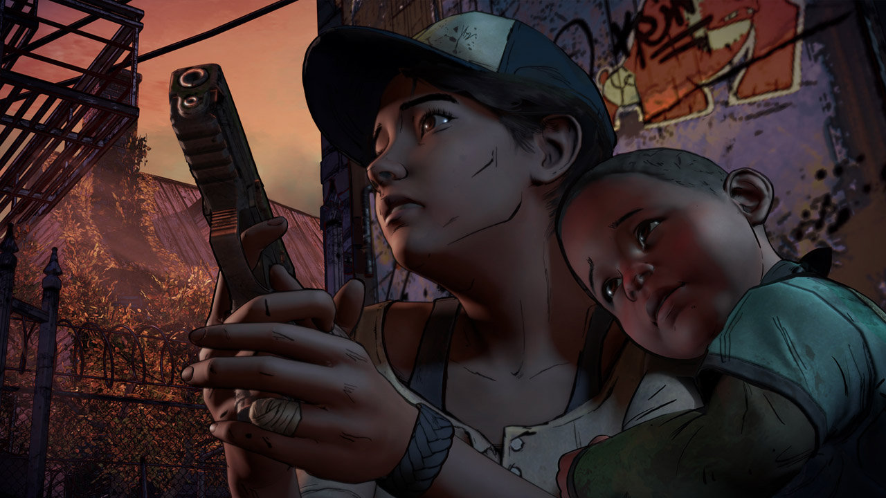 The Walking Dead: A New Frontier PC Game Full Version