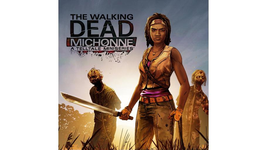 the walking dead michonne a telltale miniseries game. Black Bedroom Furniture Sets. Home Design Ideas