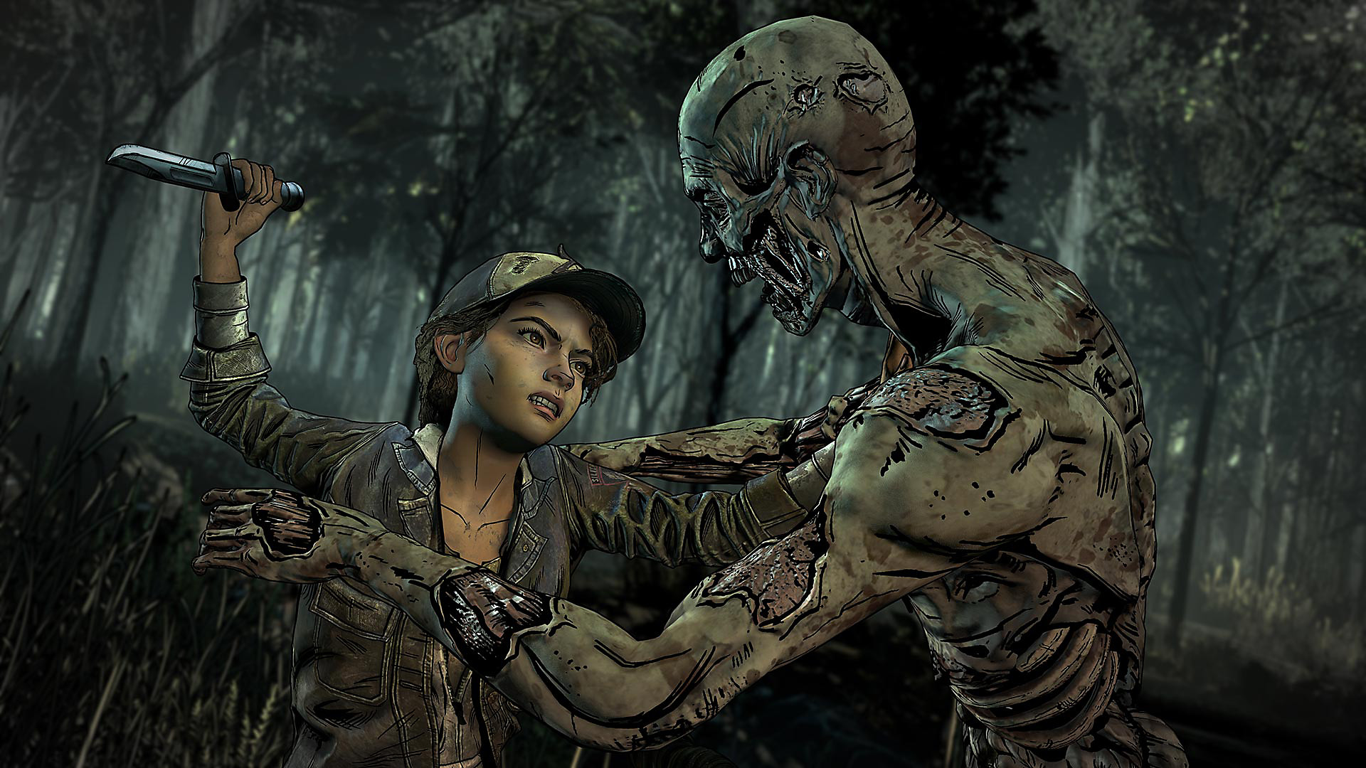 The Walking Dead: The Final Season Game Banner