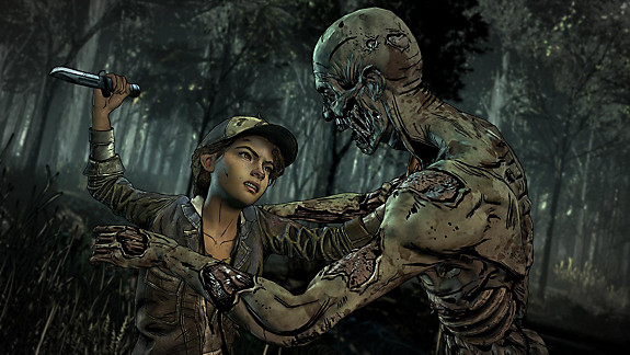 The Walking Dead: The Final Season screenshot