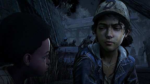 The Walking Dead: The Final Season - Screenshot INDEX