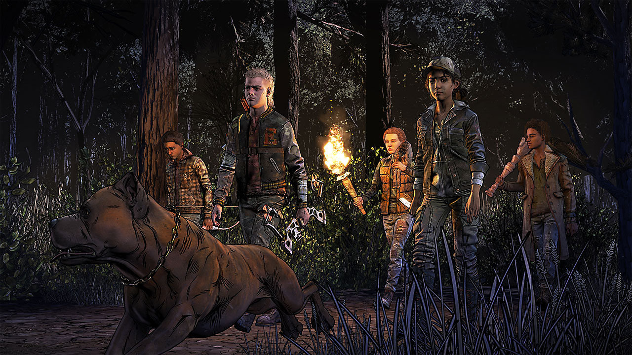 The Walking Dead: The Final Season Game Screenshot