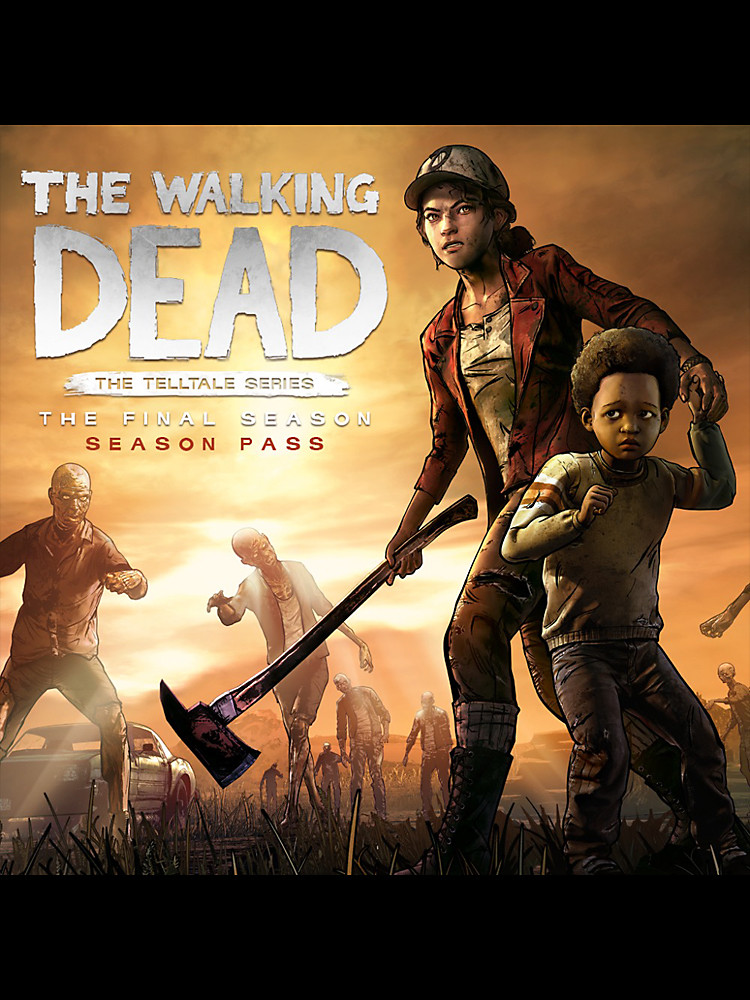 The Walking Dead: The Final Season - Season Pass