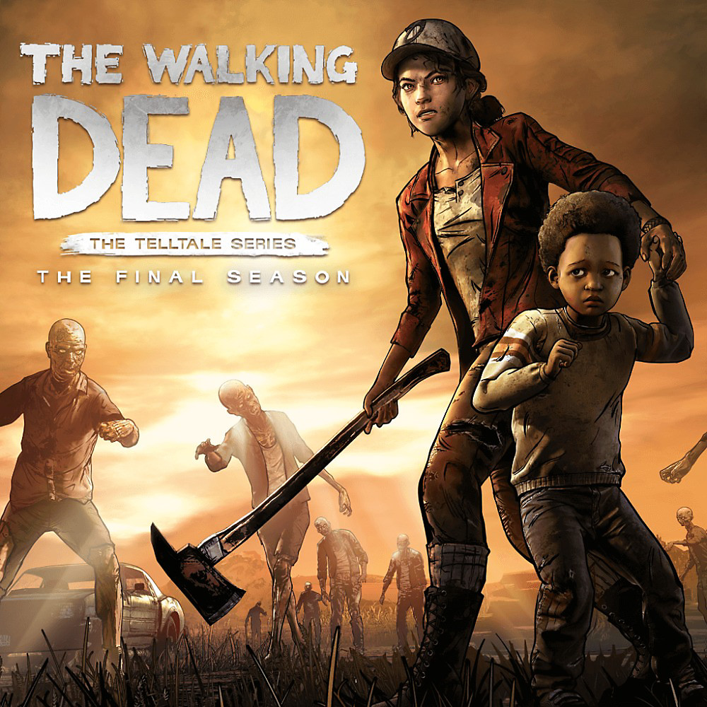 The Walking Dead: The Final Season Game Small Banner