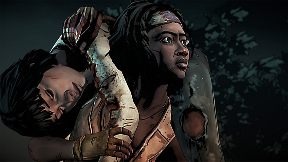 The Walking Dead: The Telltale Definitive Series - Screenshot INDEX