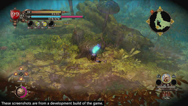 The Witch and the Hundred Knight 2 Screenshot 1