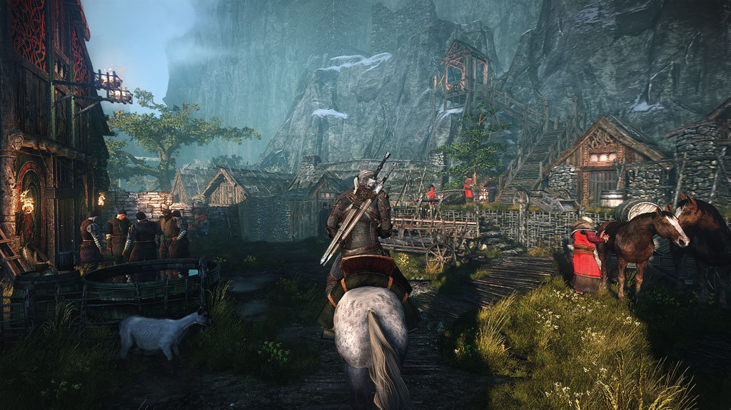 The Witcher 3: Wild Hunt Game | PS4 - PlayStation