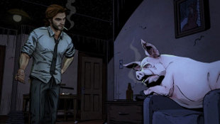 The Wolf Among Us: Complete Season Screenshot 3