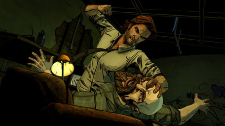 The Wolf Among Us: The Complete Season Trailer Screenshot