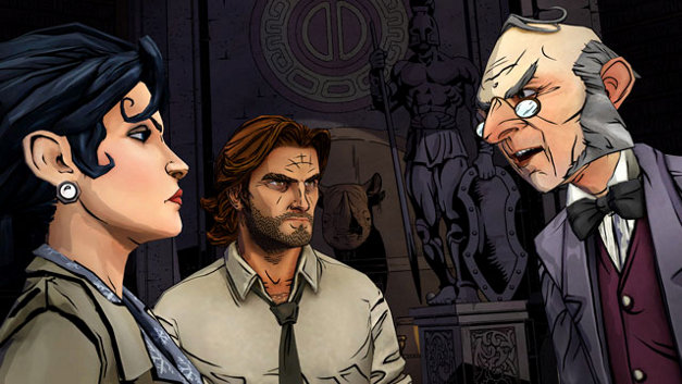 The Wolf Among Us: Complete Season Screenshot 1