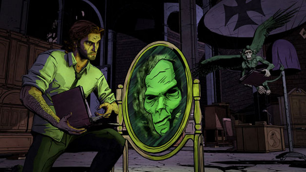 The Wolf Among Us: Complete Season Screenshot 4