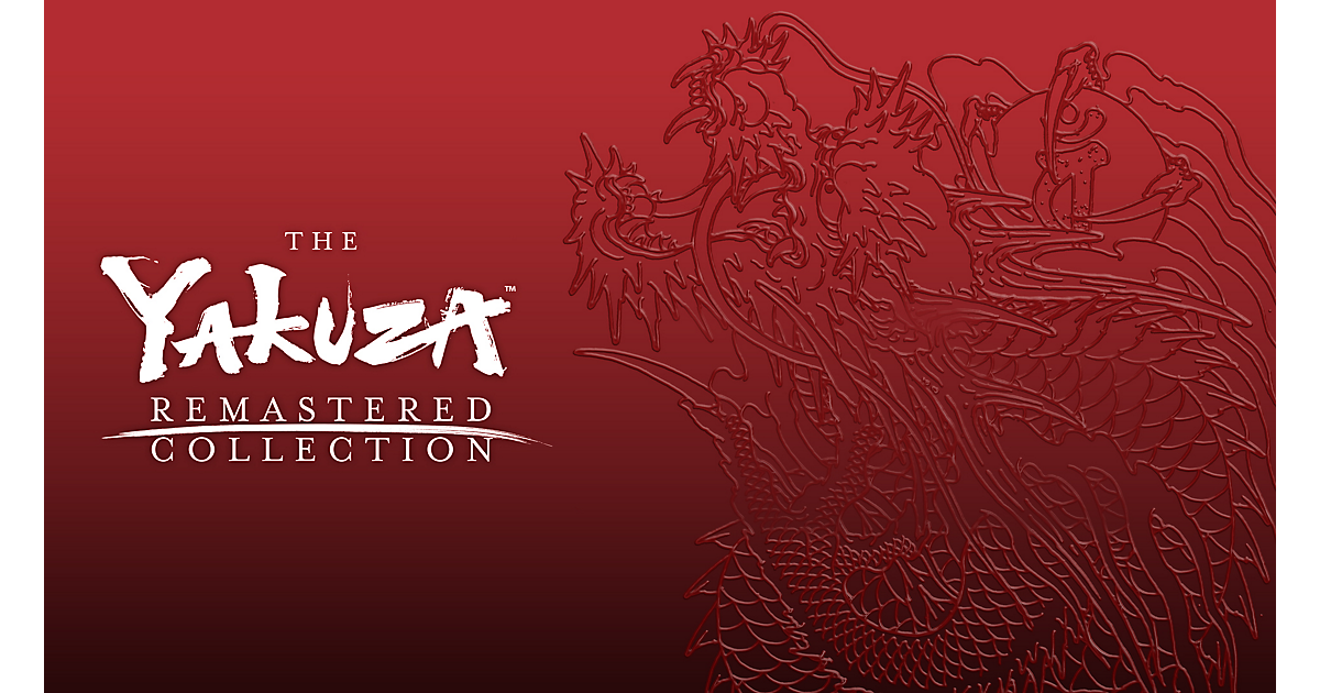 The Yakuza Remastered Collection Game | PS4 - PlayStation