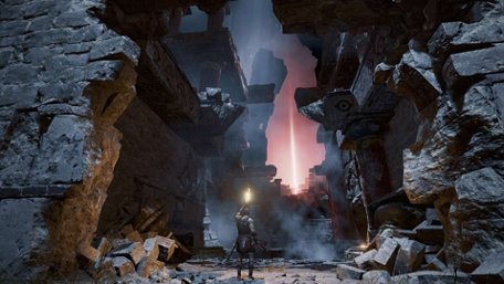 Theseus Trailer Screenshot