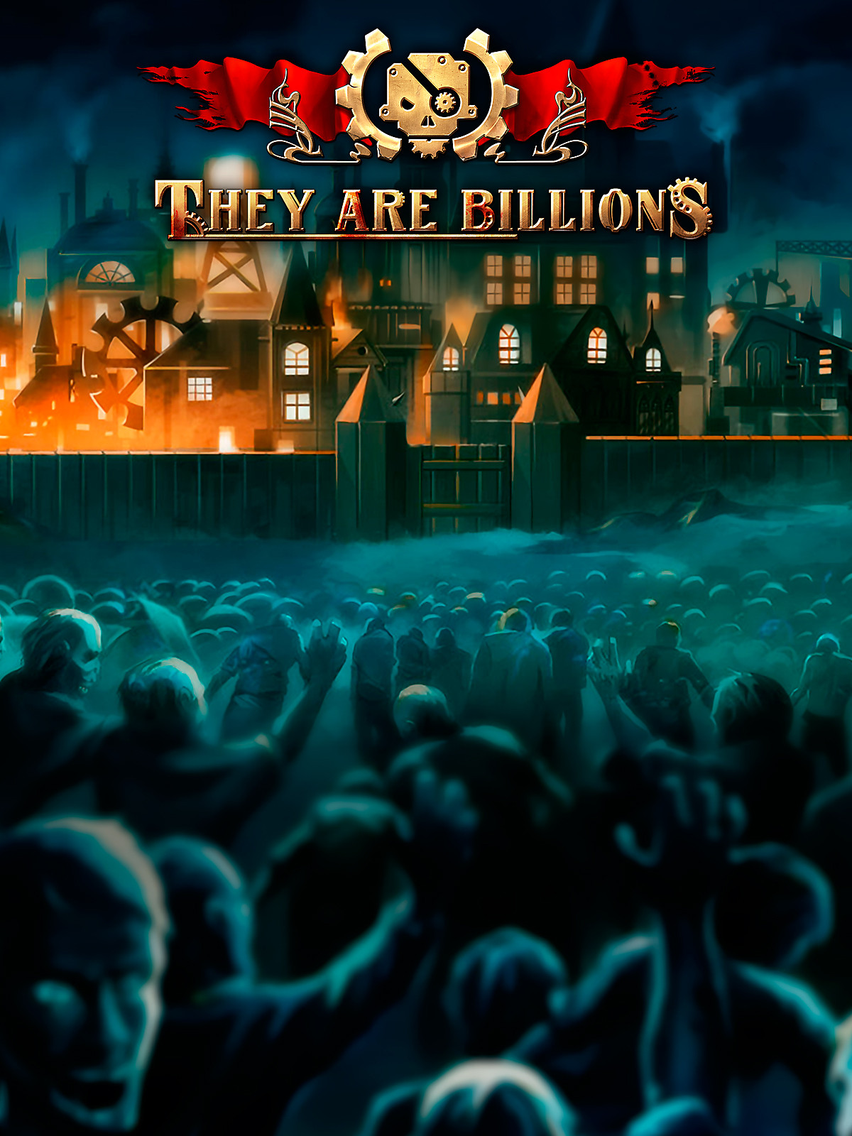 They Are Billions Game | PS4 - PlayStation