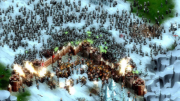 They Are Billions - Screenshot INDEX