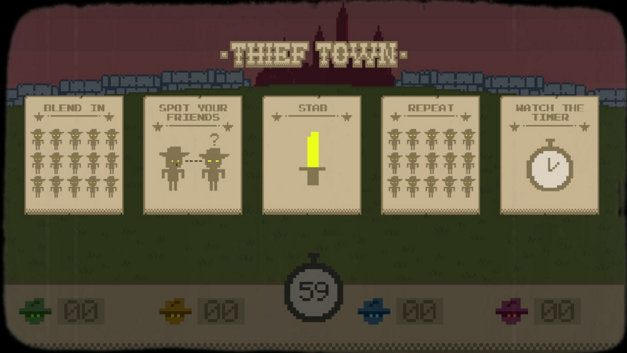 Thief Town Screenshot 1