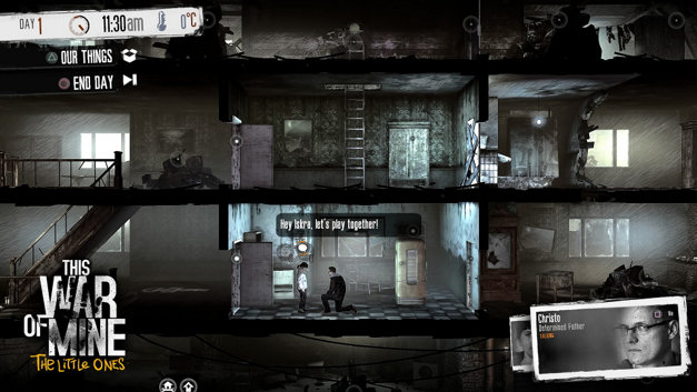 This War of Mine: The Little Ones Screenshot 4
