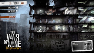 This War of Mine: The Little Ones Screenshot 6