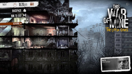 This War of Mine : The Little Ones Trailer Screenshot