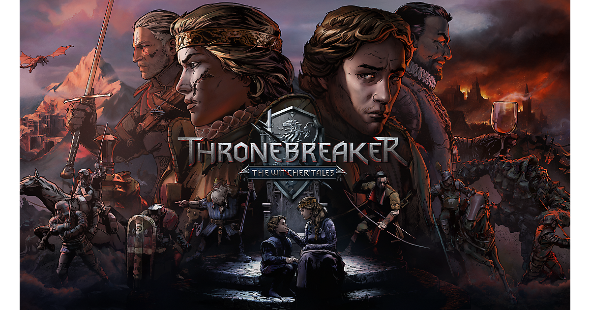Thronebreaker: The Witcher Tales Game   PS4 - PlayStation