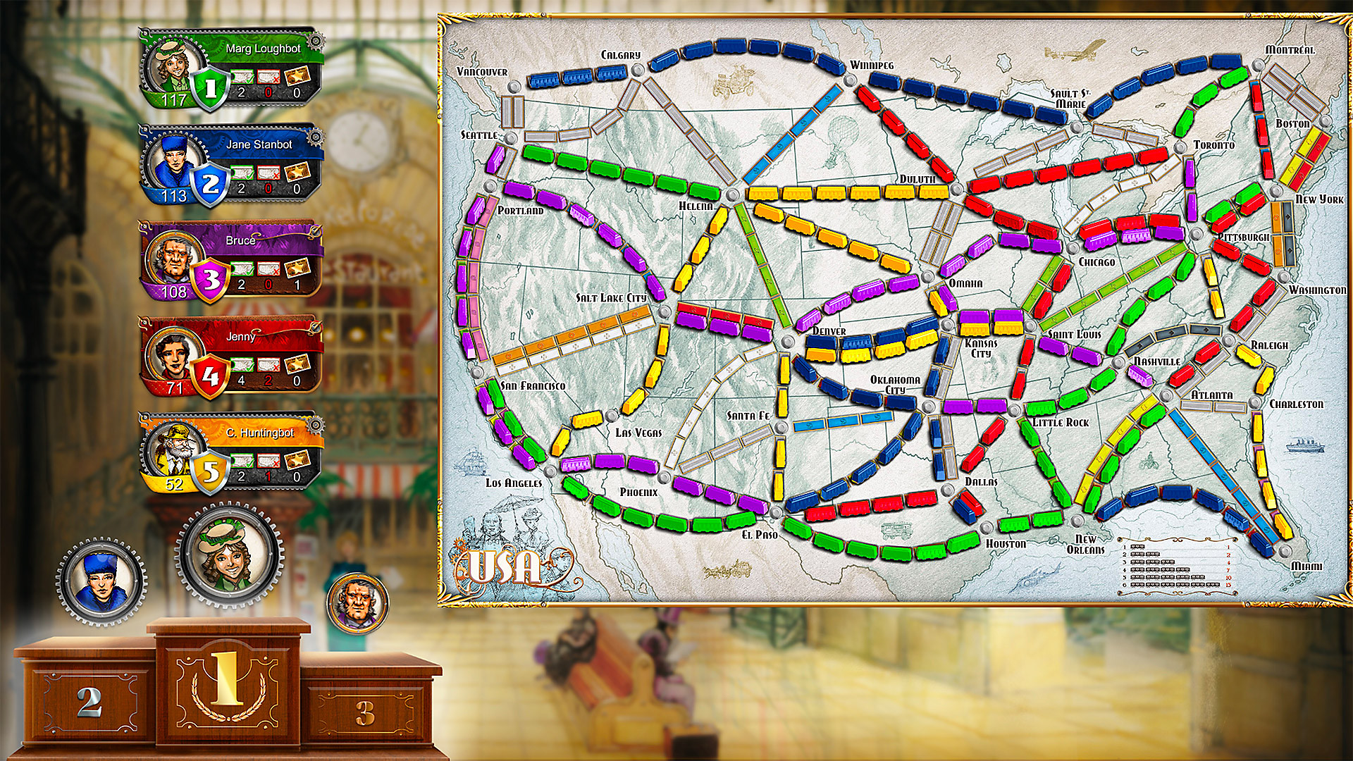 Image result for ticket to ride