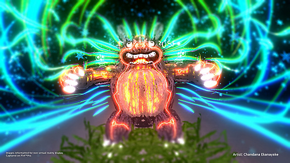 Tilt Brush - Screenshot INDEX