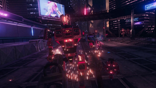 Time Carnage Screenshot 1