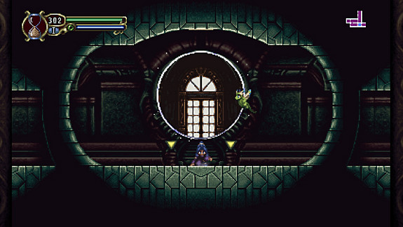 Timespinner - Screenshot INDEX