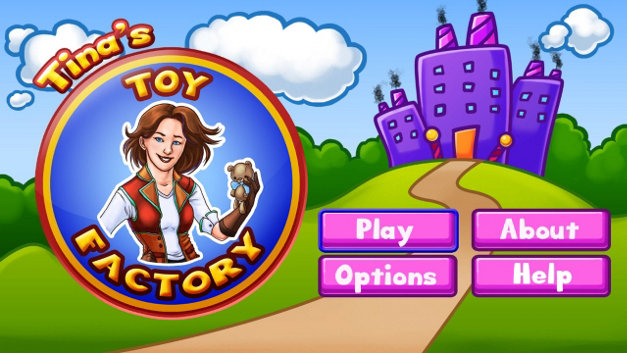 Tina's Toy Factory Screenshot 1